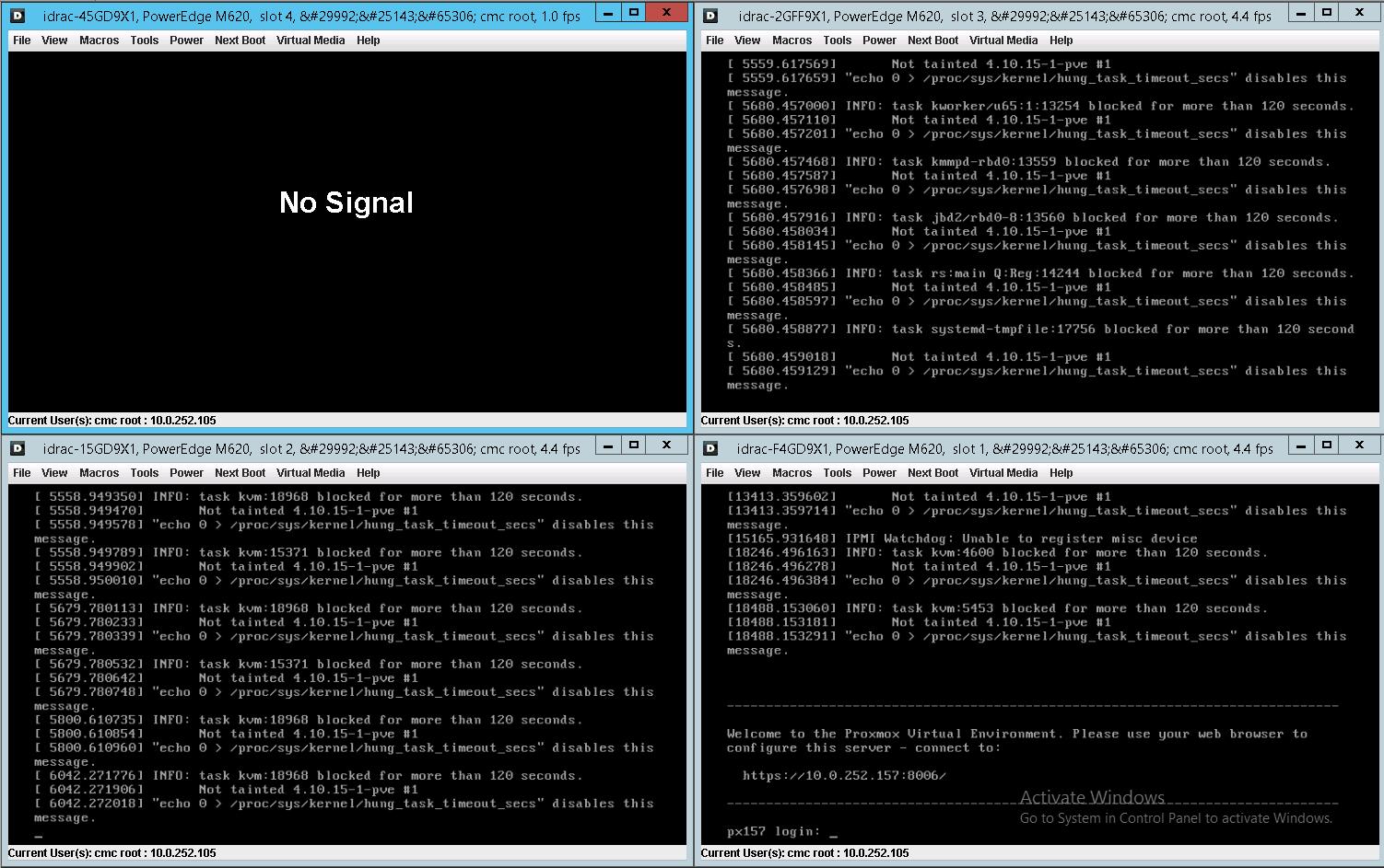 Proxmox Add node to cluster and HA - bOredOm - 這也要改 那也要改 那