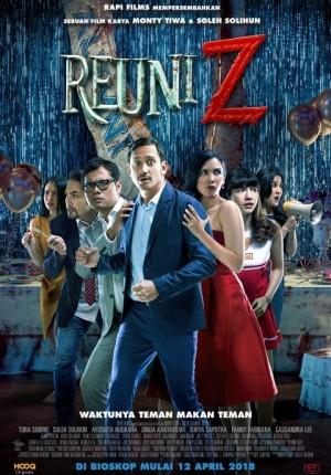 Sinopsis Film REUNI Z (Movie - 2018)
