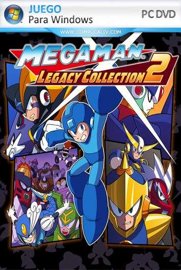 Megaman legacy collection 2 pc mega compartiendo full for Megaman 9 portada