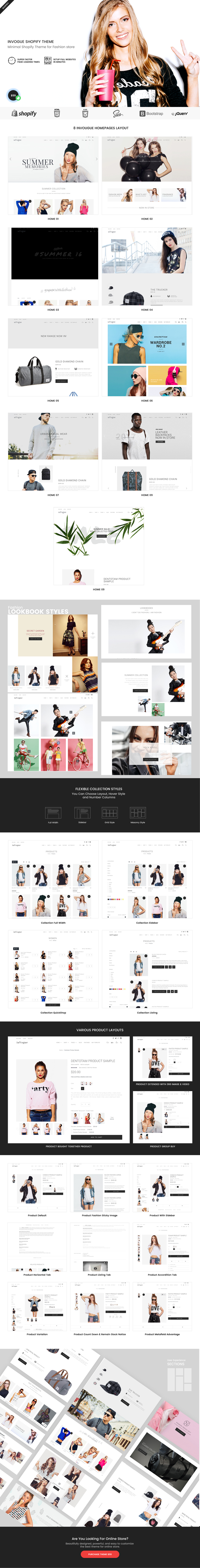 fashion responsive shopify theme