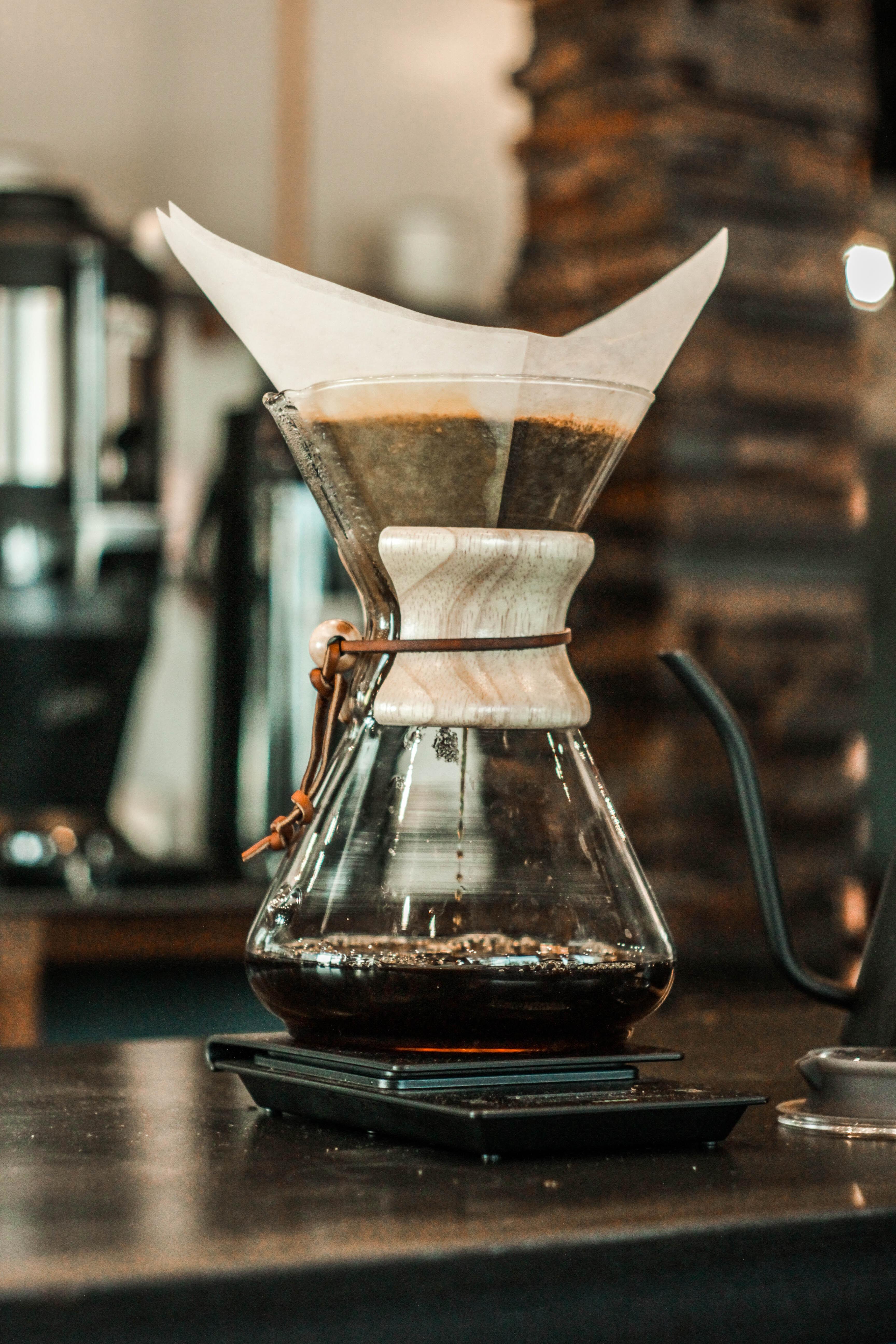 third wave parzenie kawy