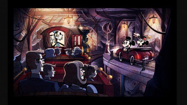[Disney's Hollywood Studios] Mickey and Minnie's Runaway Railway (4 mars 2020) - Page 4 D2