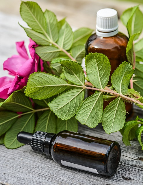 essential oils remedies