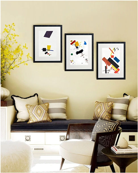 Home_Decorating_Ideas_For_Small_Homes_Wall_Of_Fame