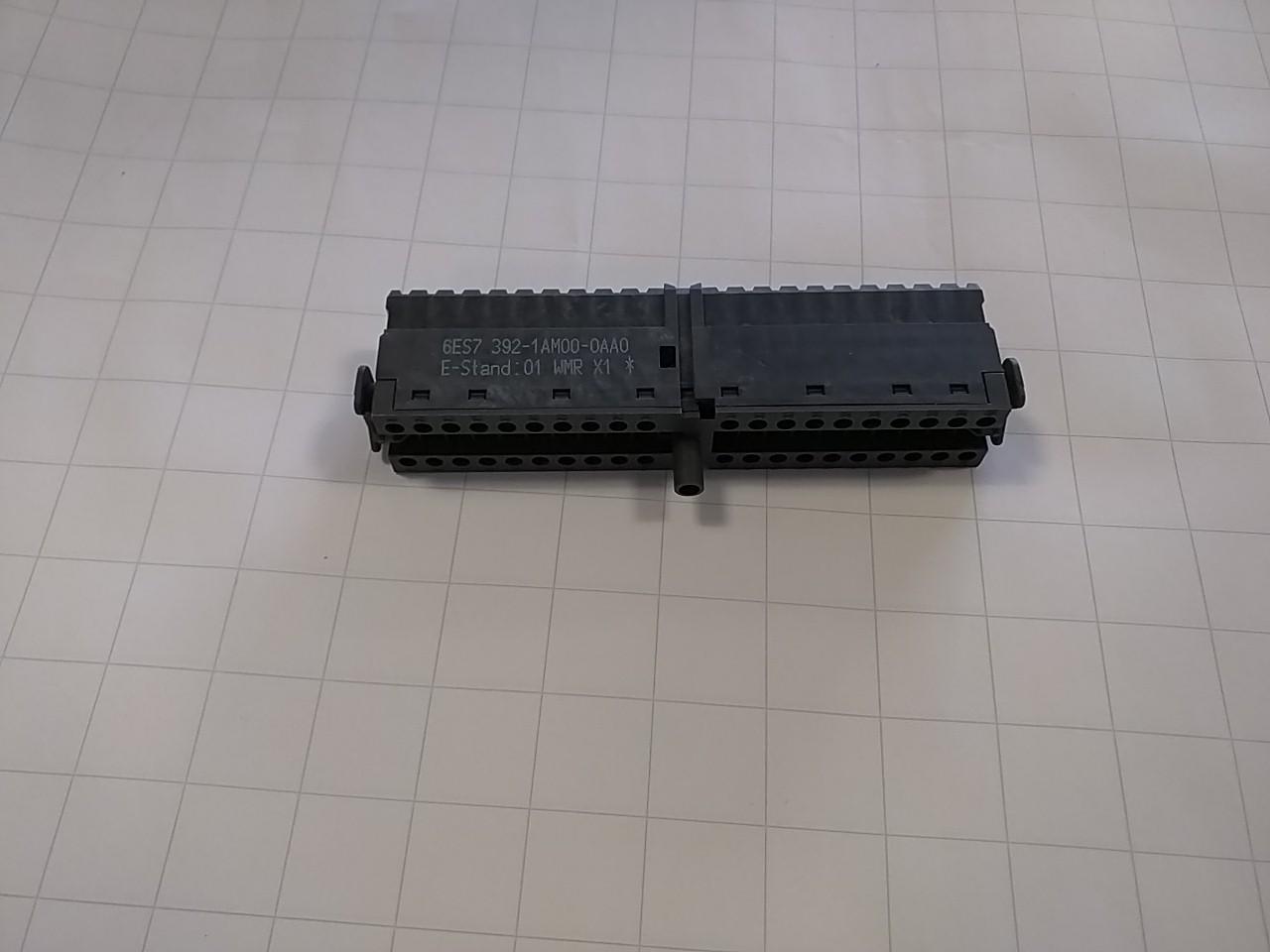 Siemens 6 es7 392 connecctor 2