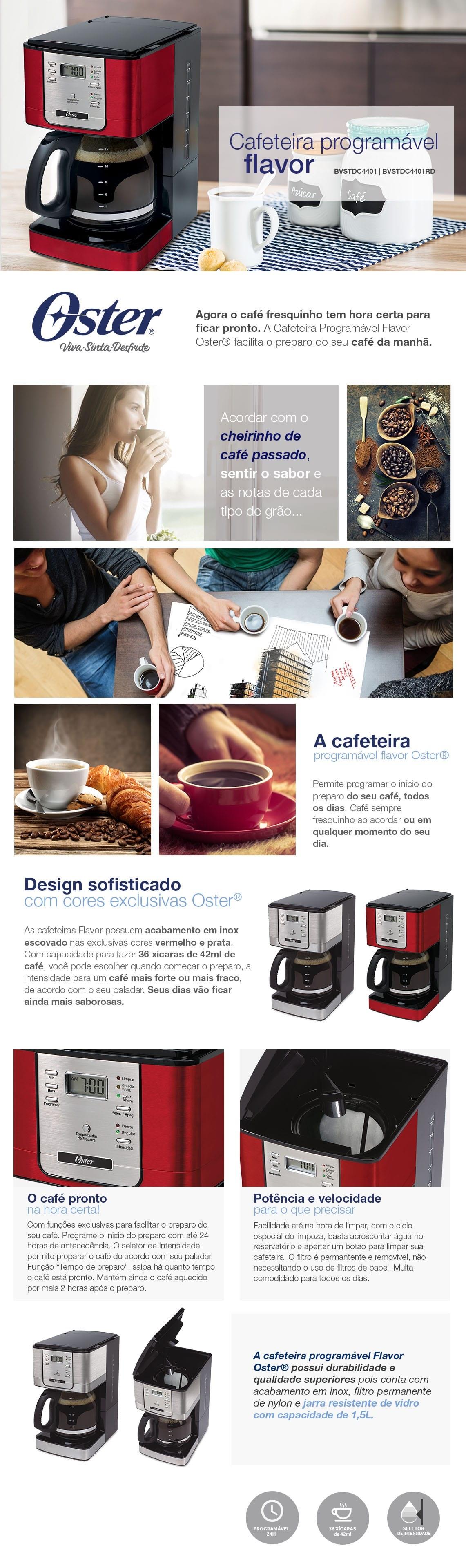 Cafeteira_Oster_Flavor_Vermelha_Program_vel