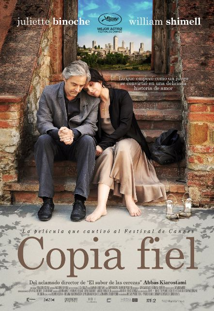 Certified Copy (2010) DVDRip XviD 1.4GB