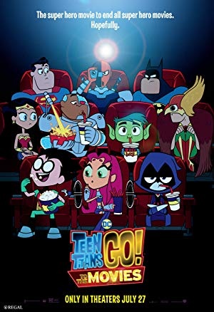 فيلم Teen Titans Go! To the Movies 2018 مترجم