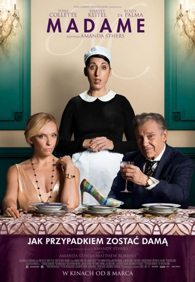 Madame (2017) PL.BRRip.XviD-GR4PE | Lektor PL