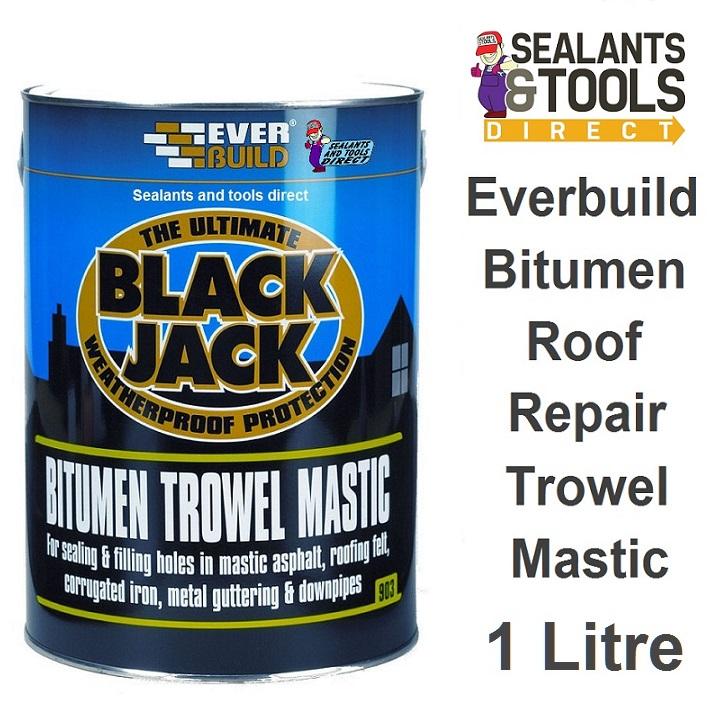 Everbuild 903 Trowel Mastic 1 Litre - 90301