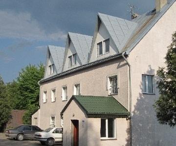 готель на базі відпочинку Альбатрос неподалік Львова у селі Воля-Гомулецька