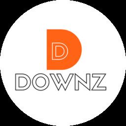downz logo