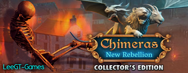 Chimeras 7: New Rebellion Collector's Edition (v.Final)
