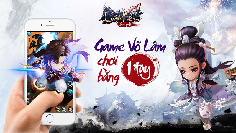 5 cái hay mà fan game Võ lâm có thể tìm thấy trong game Luận Kiếm Giang Hồ