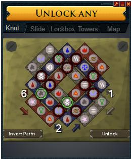 Alt1 Celtic Knot Legacy Interface Solution