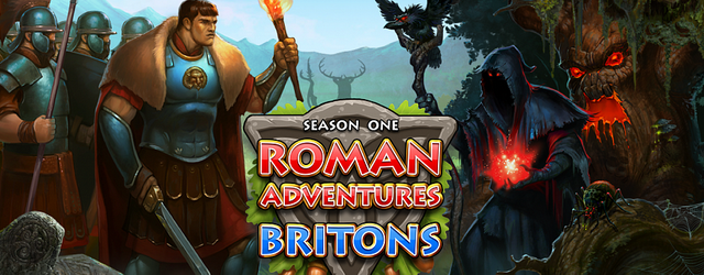 Roman Adventures: Britons (Season 1)