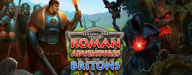 Roman Adventures: Britons (Season 1)