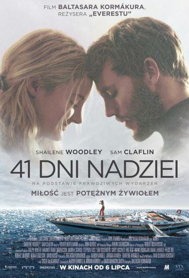 41 dni nadziei / Adrift (2018) PL.BDRip.XviD-KiT | Lektor PL