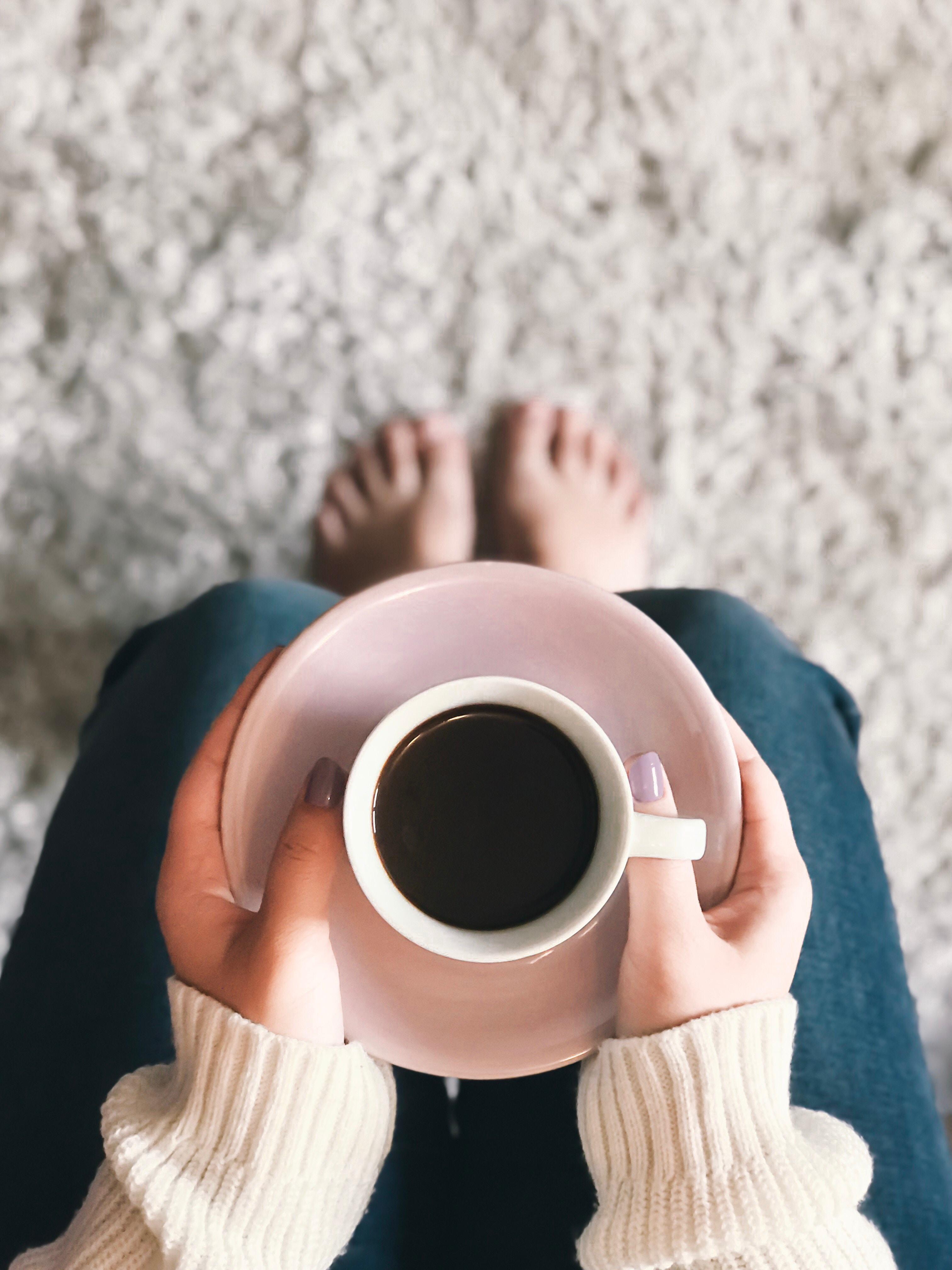 spożywanie kawy