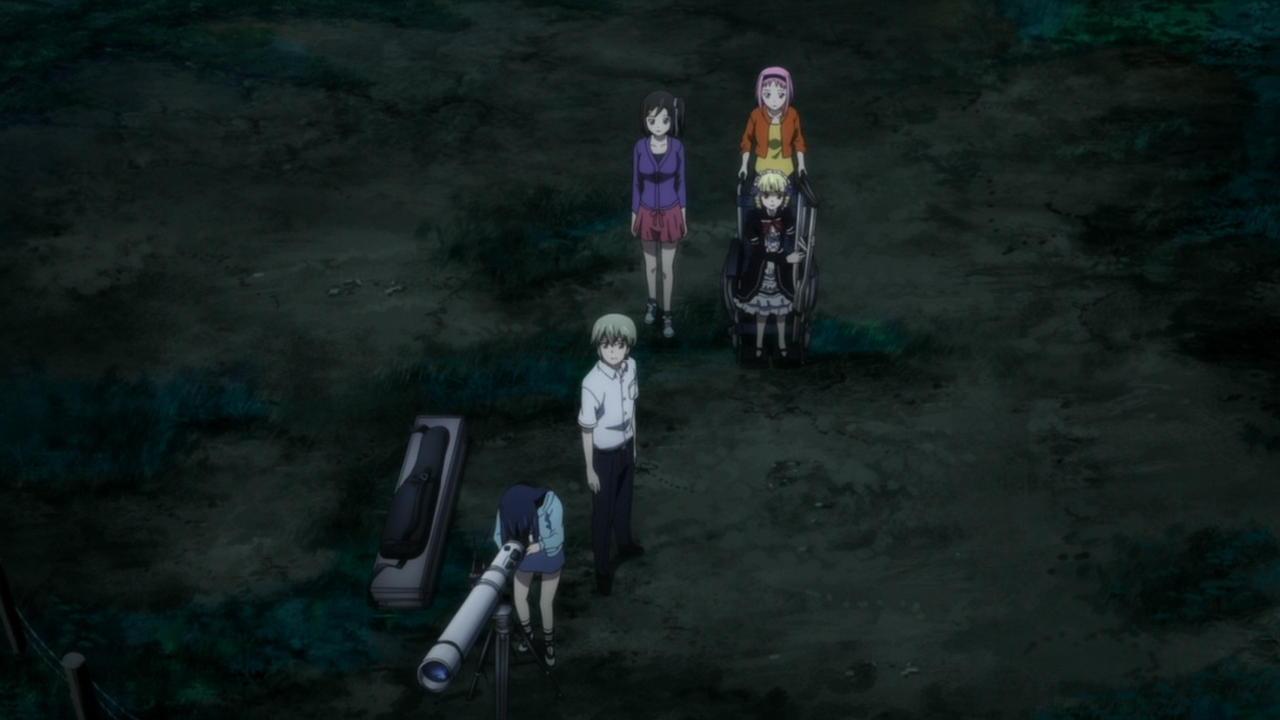 Gokukoku no Brynhildr – Episode 08-13