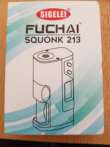 Sigelei Fuchai BF 213 20180427_151732