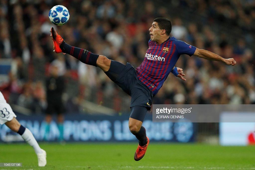 صور مباراة : توتنهام - برشلونة 2-4 ( 03-10-2018 )  E4