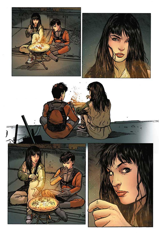 Robotech Comic Page 2