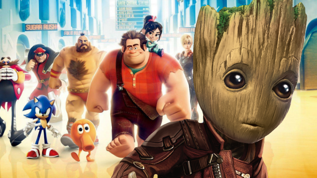 GUARDIANS OF THE GALAXY's Vin Diesel Will Reprise The Role Of Baby Groot In RALPH BREAKS THE INTERNET