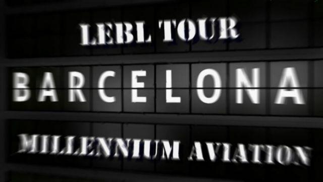 LEBL Barcelona Tour