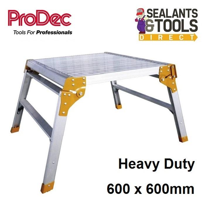 Prodec 600mm Folding Work Platform