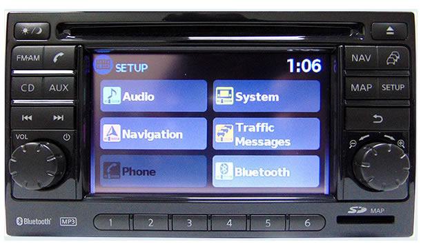 nissan qashqai navigationssystem auto stereo radio lcn. Black Bedroom Furniture Sets. Home Design Ideas