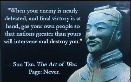 Sun Tsu wisdom