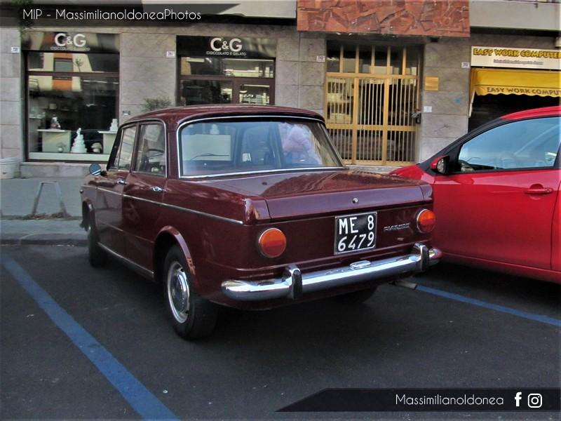 avvistamenti auto storiche - Pagina 22 Fiat_1100_R_67_ME86479