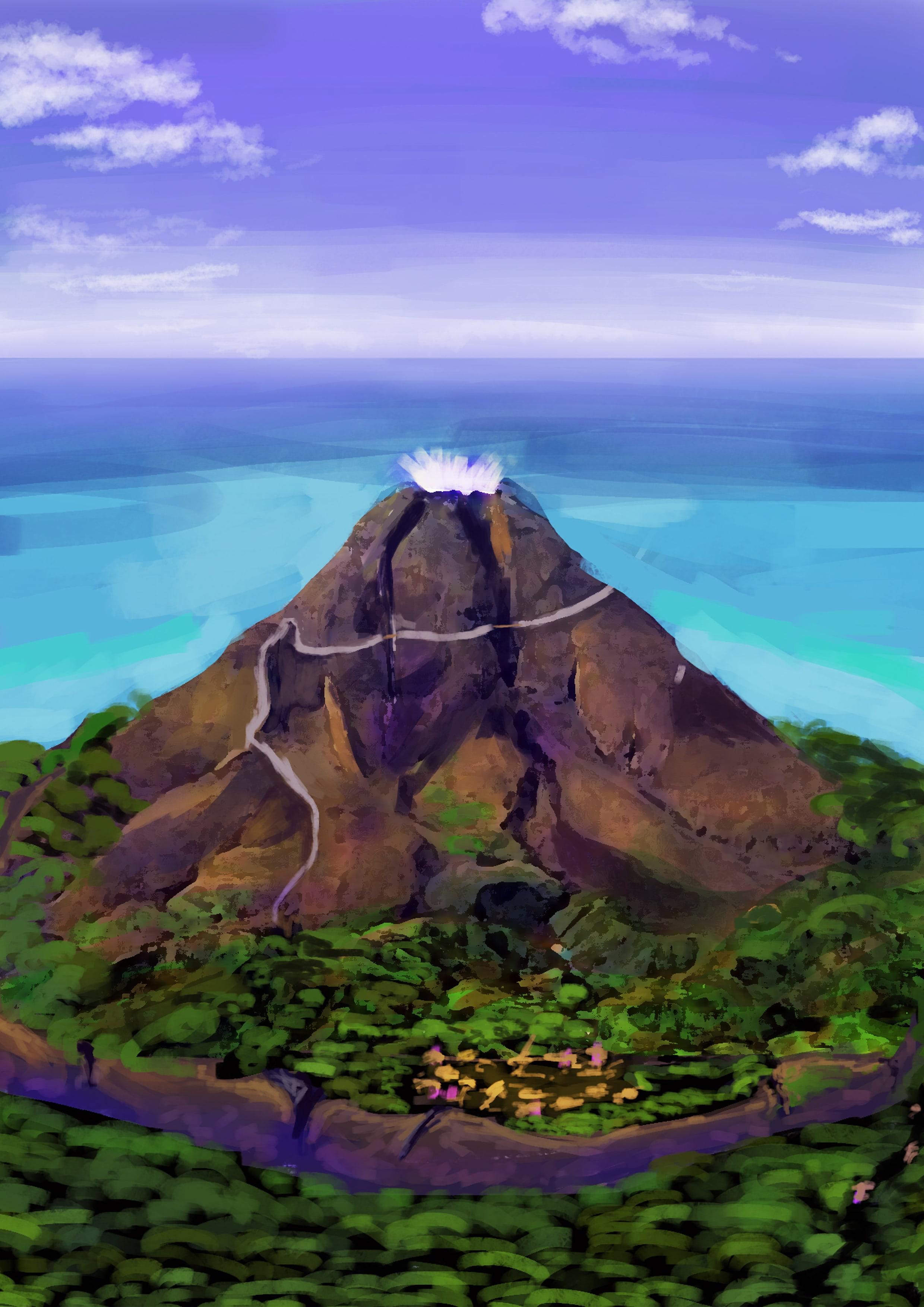 Solwara Mountain