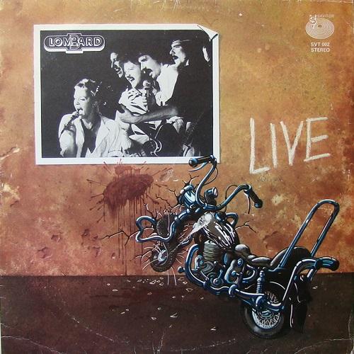 Lombard - Live (1993) [FLAC]