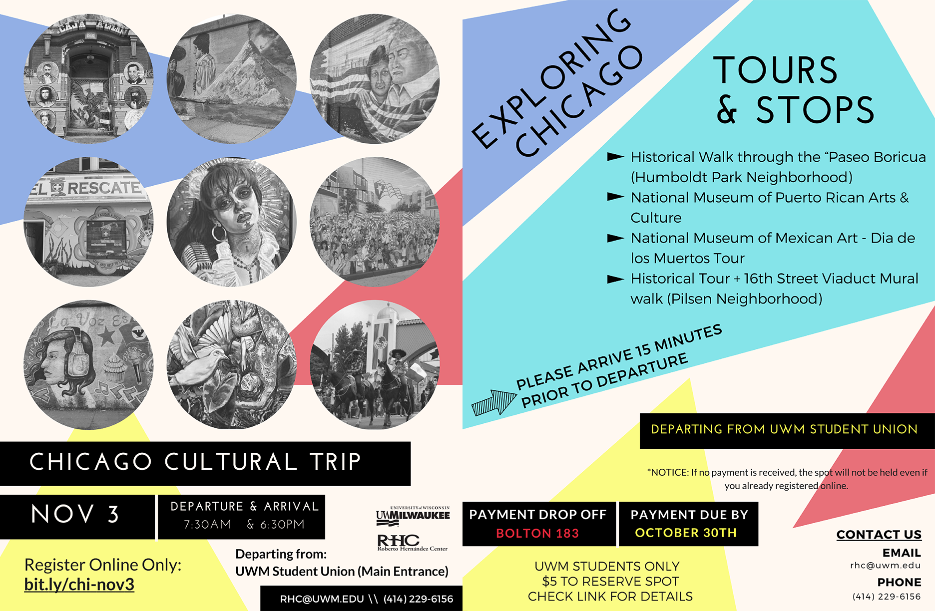 Chicago Cultural Trip 2017