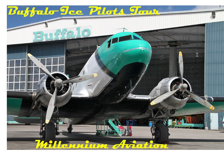 Ice Pilots DC-3 Tour