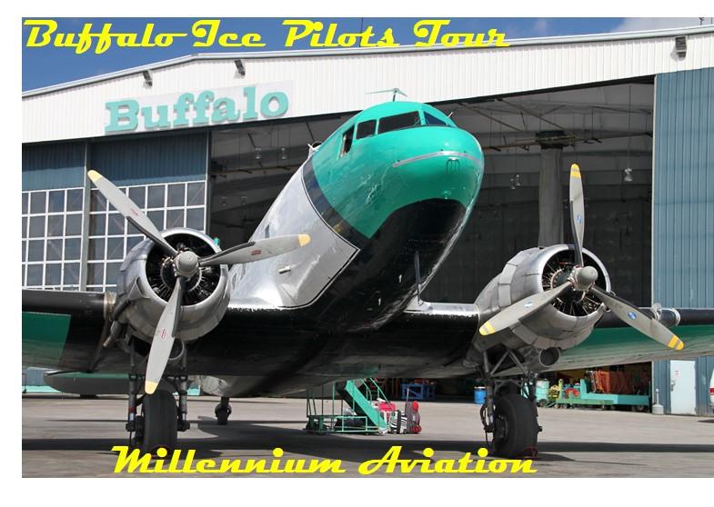Ice Pilots DC-3 Tour