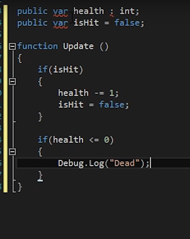 A simple script from JavaScript to and C # - Unity Forum