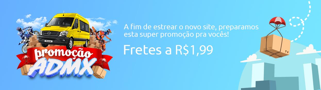 Frete R$1,99