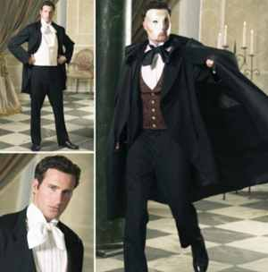 Castiel's costume