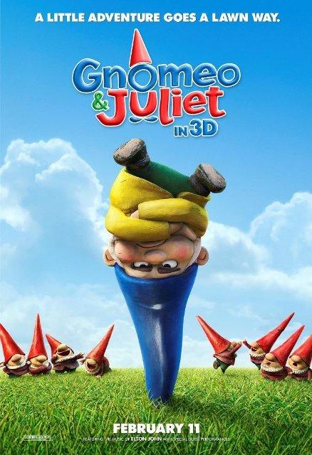 Gnomeo & Juliet (2011) BluRay 720p 600MB