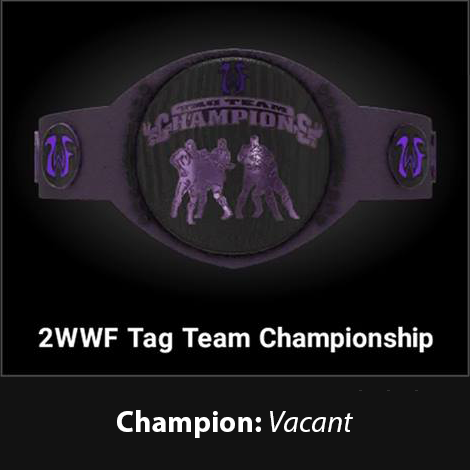 WWE 2K19 Universe Mode: 2WWF Reborn (Ft. XWA) Tag-Team-Championship