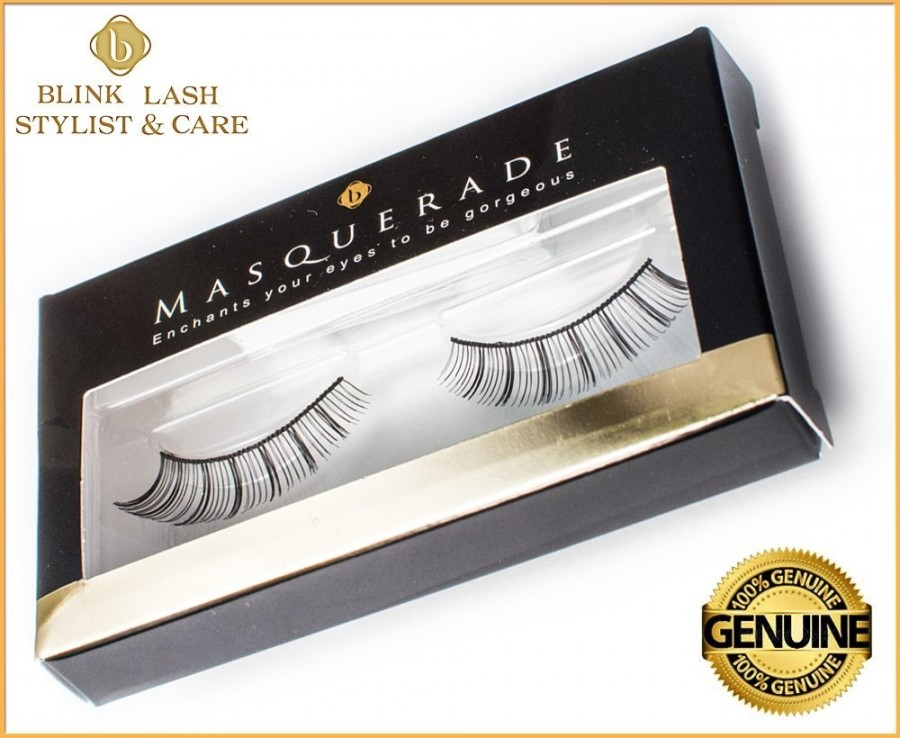 Blink Lash Stylistcare Masquerade 1 Pair False Lashes With Eyelash