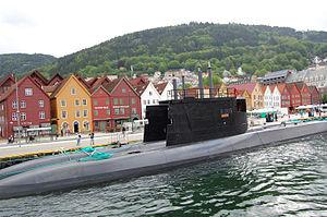 Submarino-Uthaug-S305-Clase-Ulua-Germany