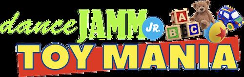 Dance Jamm Jr Toy Mania Logo