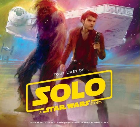 Tout l'Art de Star Wars [Huginn & Muninn - 2015] W850