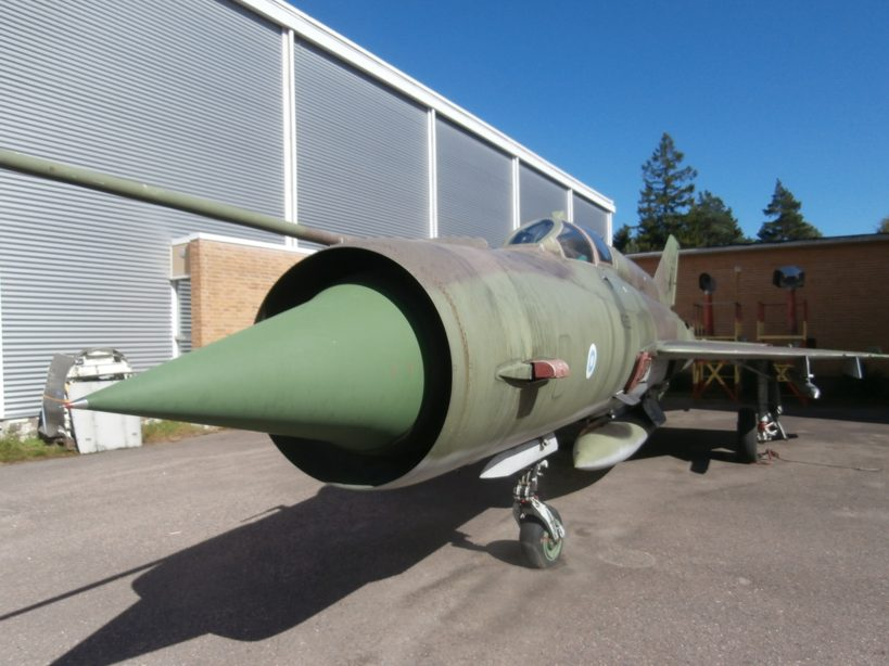 Zrakoplovni muzej u Vantaa-i kod Helsinkija, Finska P8150488