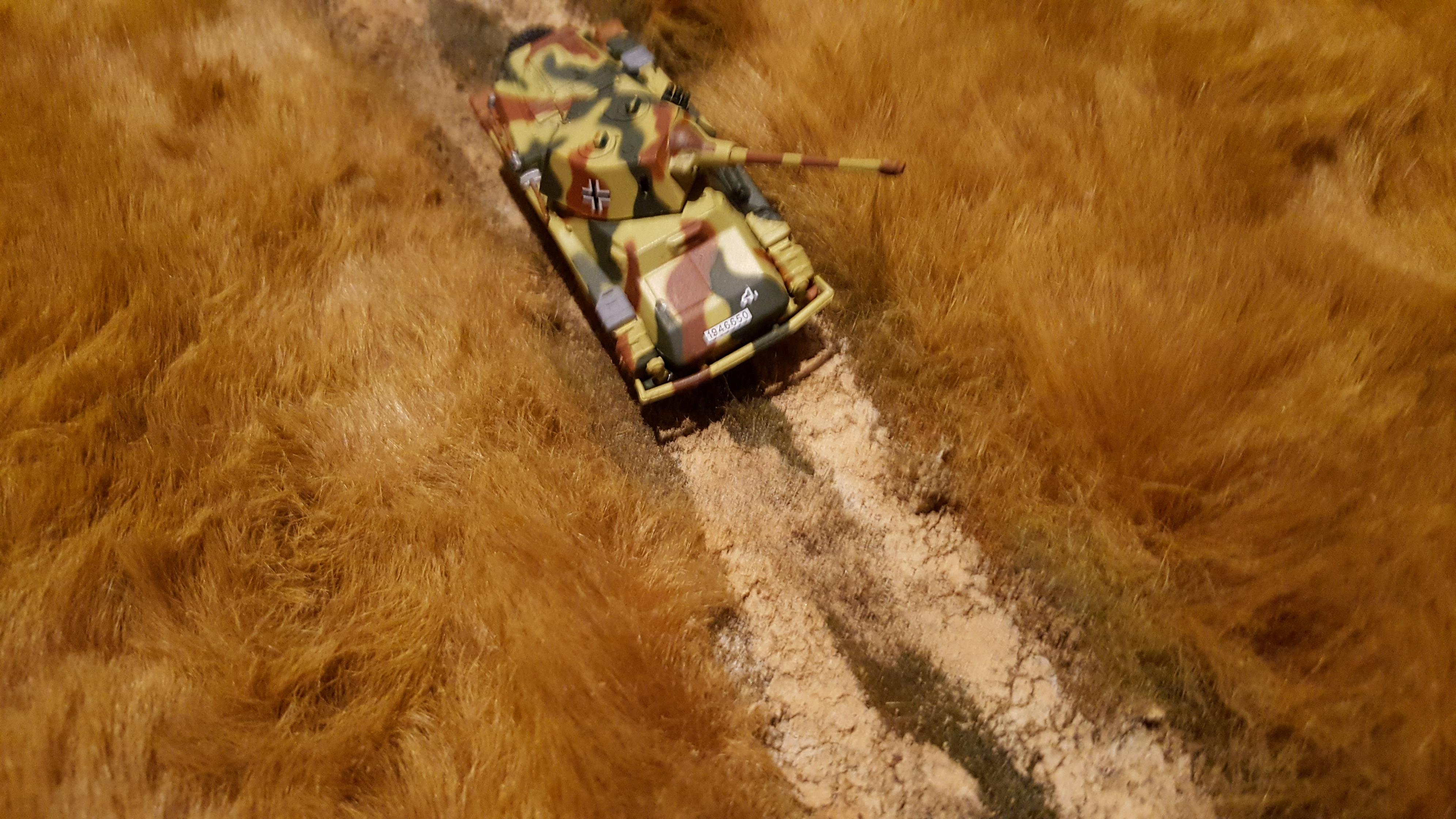 Das 4 Tage Battlemat (Fell) Projekt (Valirisk) 2