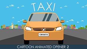 Animated Taxi Opener 2